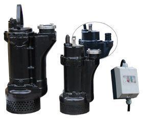 Pompa zatapialna szlamowa 50 KBFU 0,75 do odwodnień IBO Antypiaskowa