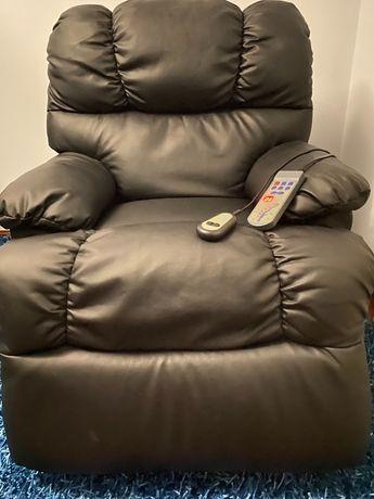 Sofá de massagens