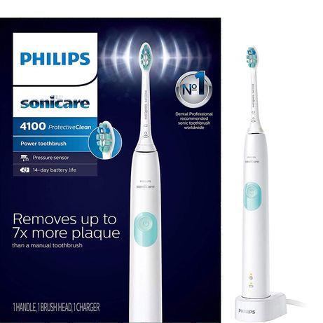Зубная электрощетка Philips Sonicare ProtectiveClean 4100 HX6810/50