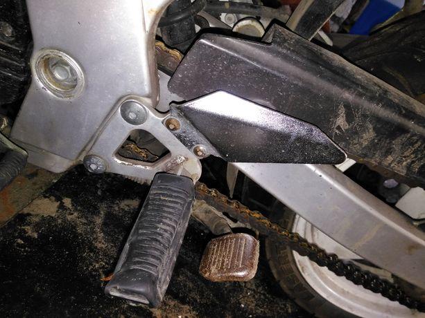 Set Sety Prawy Lewy Podnóżka Suzuki GS 500 Wysyłka
