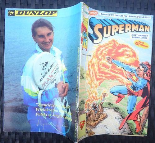 Komiks Superman 8/1992