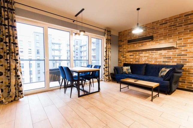70m2, 3 pokoje, dwa balkony, Nowy Brynów