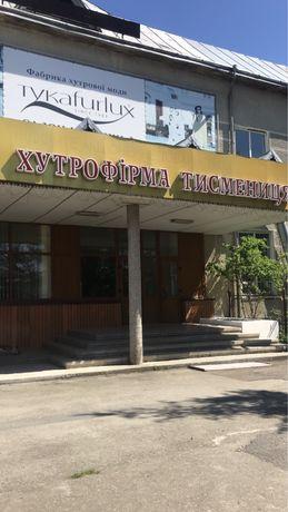 Адмінбудівлі в Тисмениці. Від 35000$