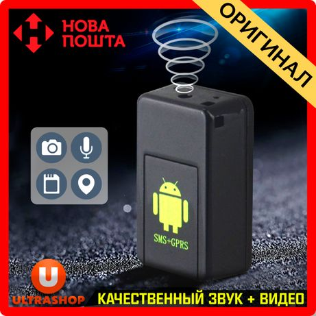 ОРИГИНАЛ! Трекер GF-08 • Камера • Диктофон • Прослушка • Жучок 07 GPS