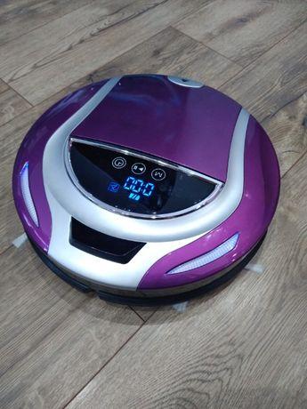 Robot automatyczny samosprzątający CleanMaxx