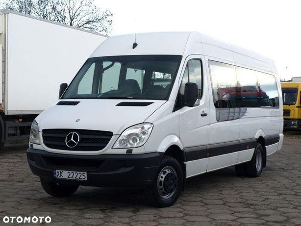 Mercedes-Benz Sprinter  Autobus 251310 Km Sprowadzony Stan Bdb