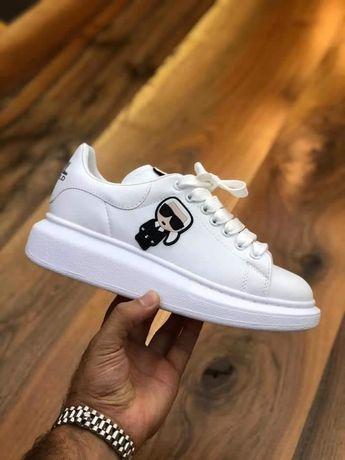 Hit! Damskie sneakersy KARL LAGERFELD 36,37,38,39,40. POBRANIE