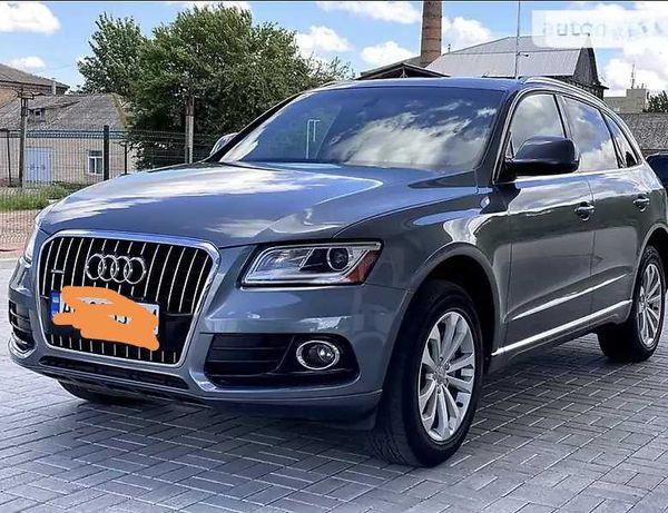 Audi Q5, Ауди ку5 АУДІ