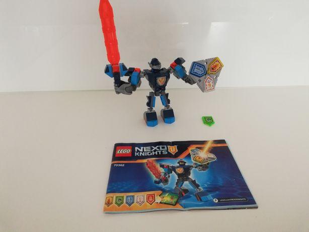 Klocki Lego Nexo Knights 70362 Zbroja Claya