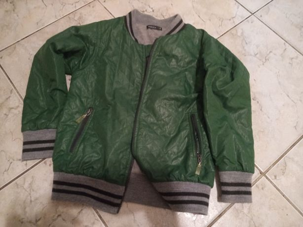 Zielona kurtka Wójcik