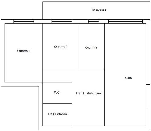 Apartamento T2+1 - Arrendamento Acessivel