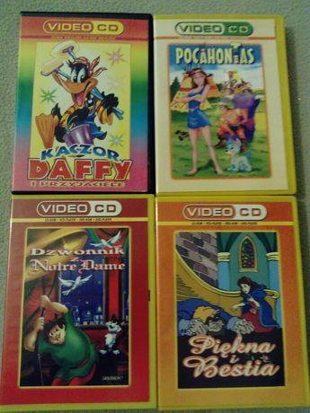 Kaczor Daffy i Przyjaciele Pocahontas Dzwonnik z Notre Piękna i Bestia