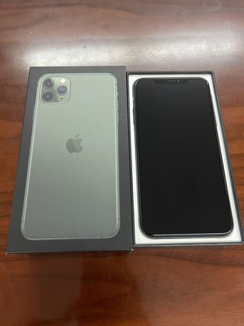 iPhone 11 Pro Max 256Gb + Capa Pele Original Apple