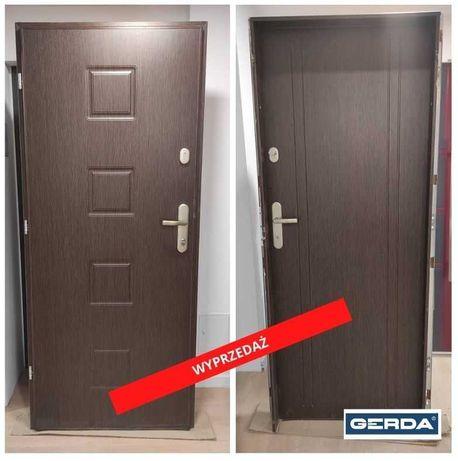 Drzwi zewnętrzne Gerda - wyprzedaż