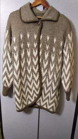 Кардиган теплый женский 48-52 кофта пиджак