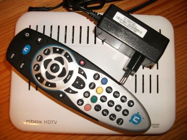 nowa niższa cena dekoder HDTV+TV naziemna