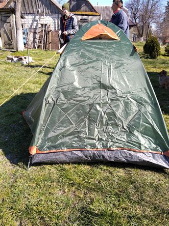Продам 2-ух місну палатку