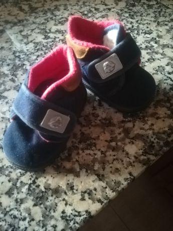 Calçado de bebe