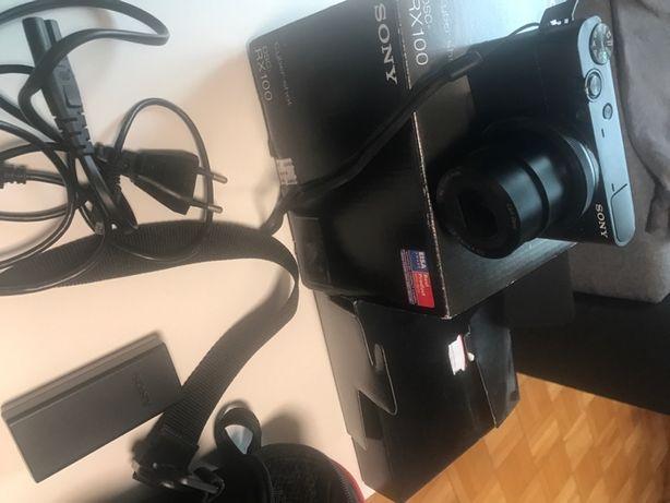 Rewelacyjny aparat Sony RX-100