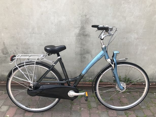 "Rower miejski/damka Batavus Staccato 28"" 48cm Shimano Nexus 8"