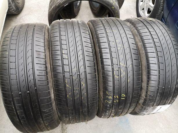 Летняя резина 235/55 R19 Pirelli