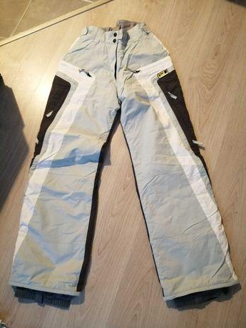 Spodnie narciarskie, r. 38, noszone jeden raz