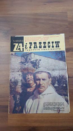 Tygodnik ZA i PRZECIW * Nr 6 * 11 luty 1968 ***