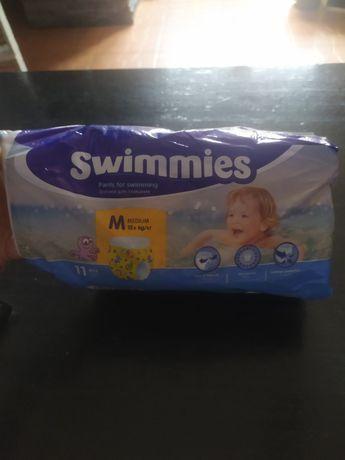 Oddam pieluszki do pływania