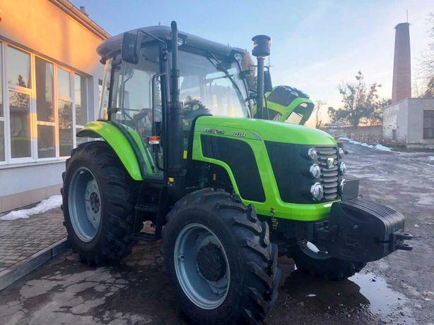 Новий трактор Zoomlion RC 1104 КАБІНА Зумлайн 110 кс Акція