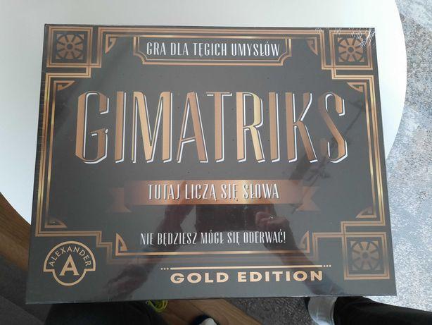 Gra planszowa Gimatriks