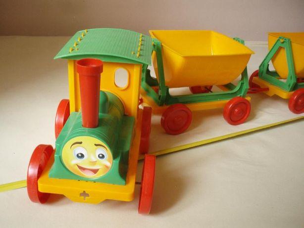детская игрушка(дитяча іграшка)-паровоз