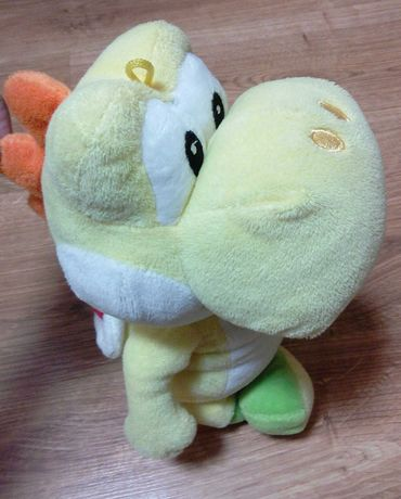 Йоши динозаврик Super Mario Супер Маріо Мяка іграшка