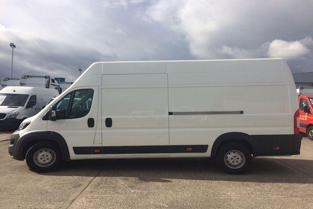 Aluguer carrinha com motorista/ Fast Van Rental