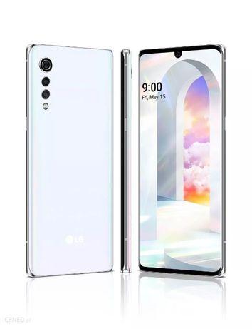 NOWY ! Telefon LG Velvet 5G 6gb/128gb Biały (P)