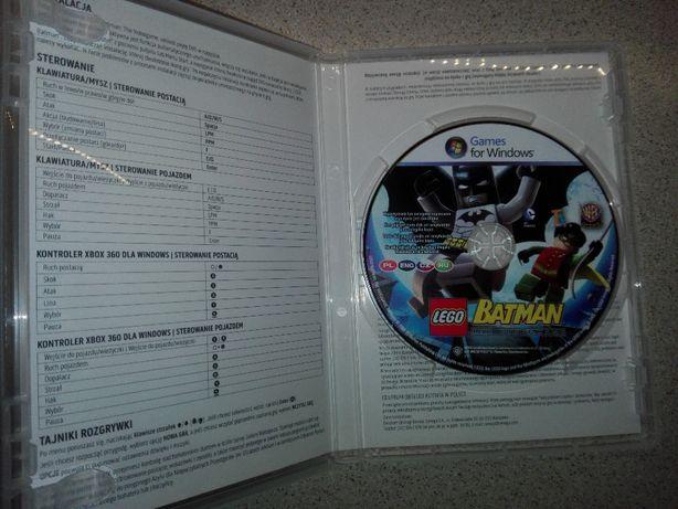 Gra Batman lego
