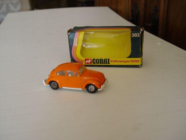 Corgi Toys 383 Volkswagen Beetle 1200 vintage