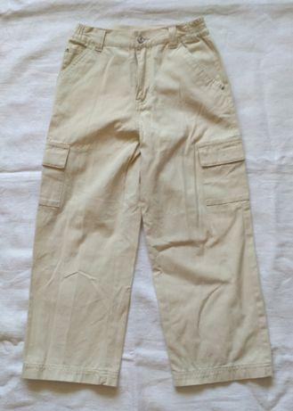 Штаны брюки летние tik&tak для плотного мальчика