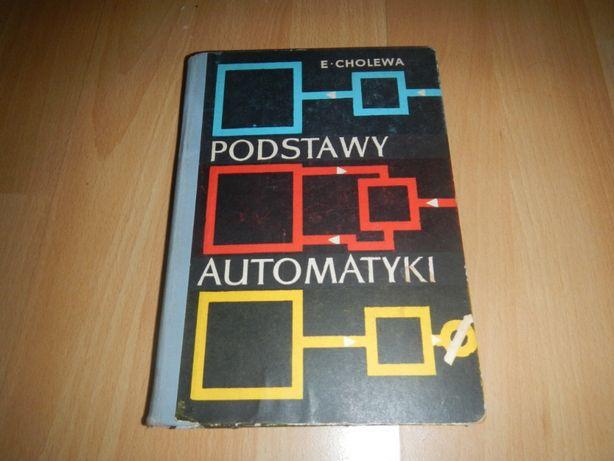 podstawy automatyki-E Cholewa