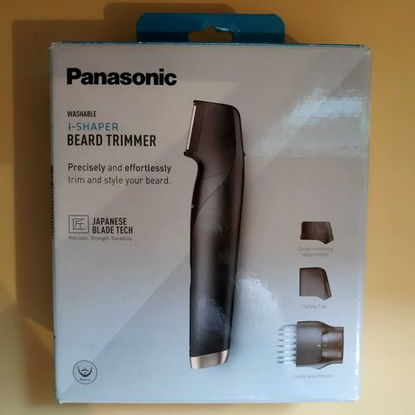 Триммер для бороды и усов Panasonic тример для вусів та бороди
