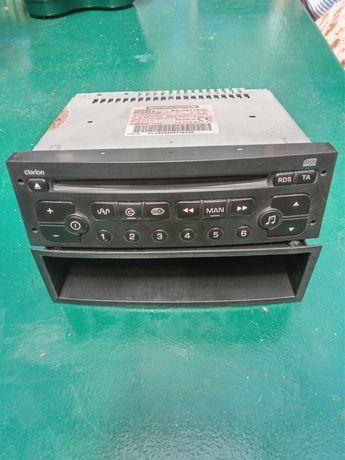 Auto rádio Peugeot 307 original