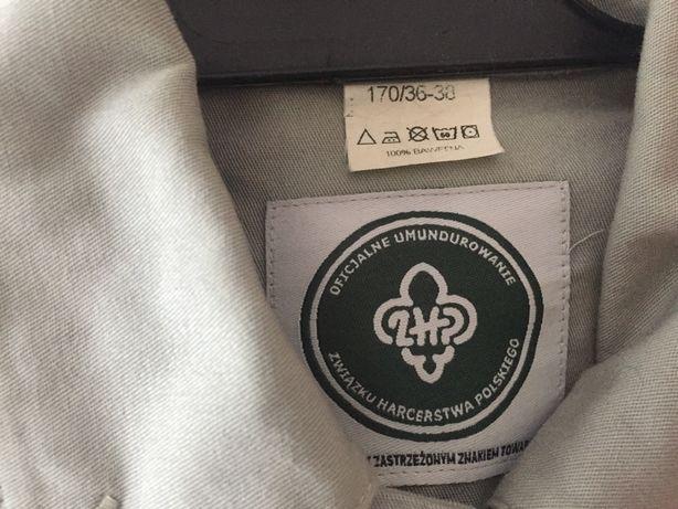 Bluza mundurowa ZHP damska