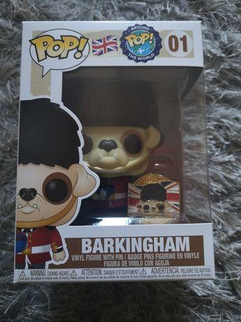 Barkingham funko pop around the world 01