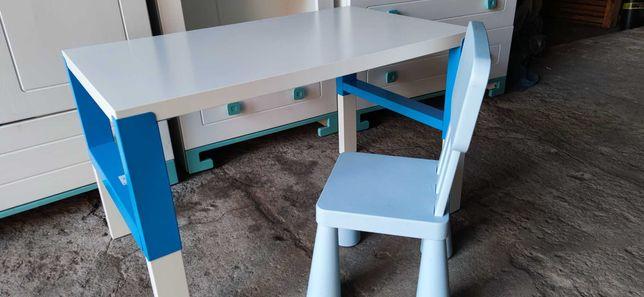 Meble dziecięce Pinio i IKEA