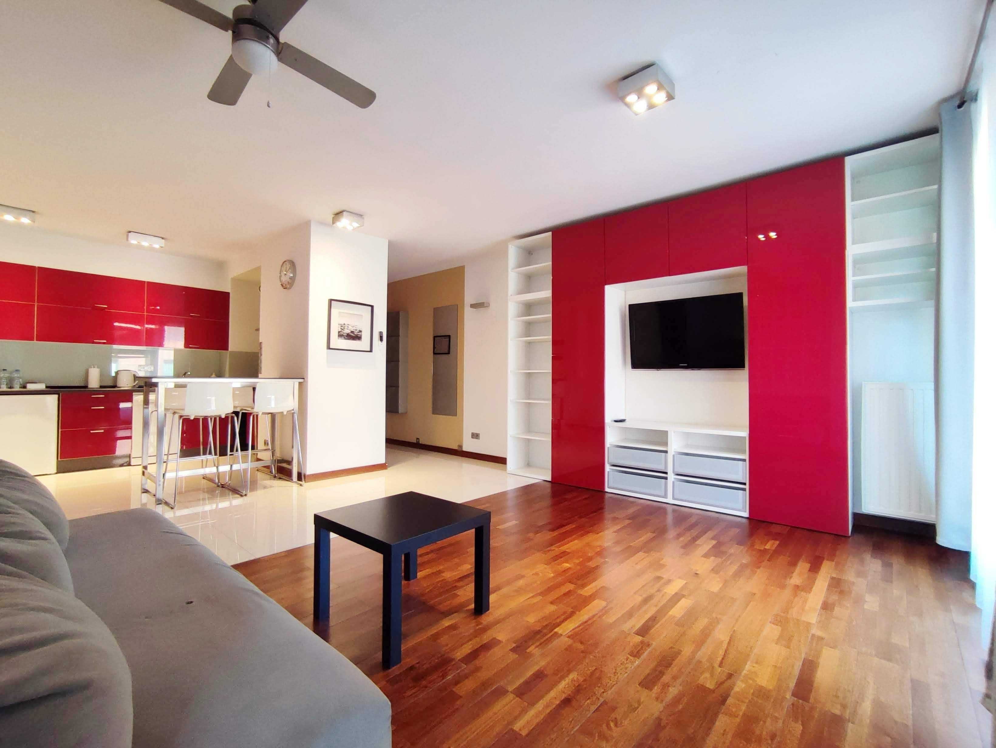 Atrakcyjny dwupokojowy apartament w samym centrum - Angel City AC018