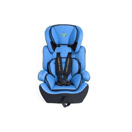 Samochodowy Fotelik Dziecięcy Sport # 9-36 kg # Rośnie z Dzieckiem #