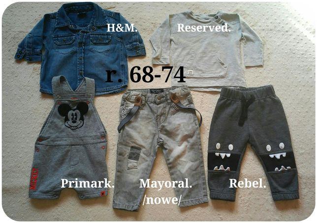 Chłopiec r. 68-74