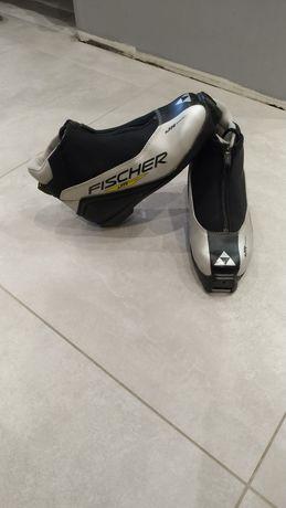 Ботинки для беговых лыж Fischer jr sport 37 р.