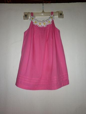 Платье-сарафан 3-4года 104-110р Индия