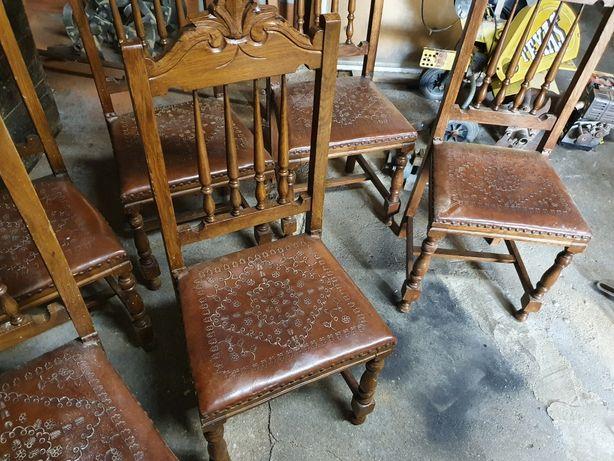 6 cadeiras para restauro