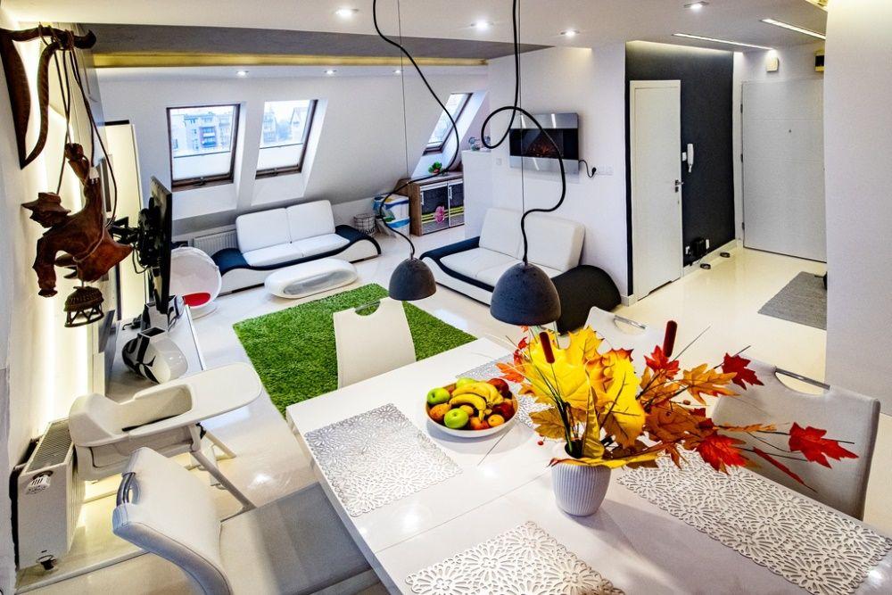 Przestronne, nowoczesne mieszkanie. Iława - image 1